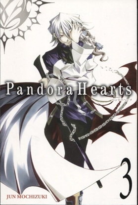 Picture of PANDORA HEARTS GN VOL 3 NEW PTG