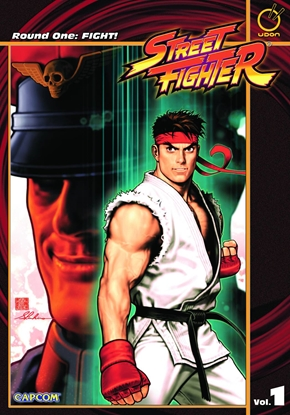 Picture of STREET FIGHTER TP VOL 1 NEW PTG
