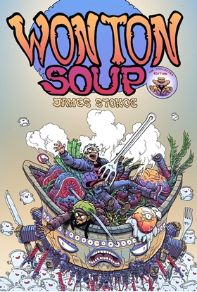 Picture of WONTON SOUP TP COLLECTED ED