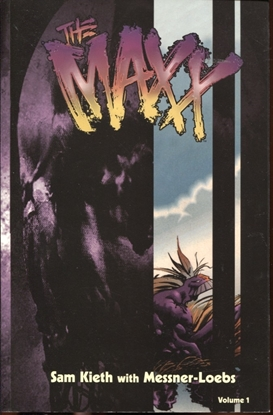 Picture of THE MAXX VOLUME 1 TPB