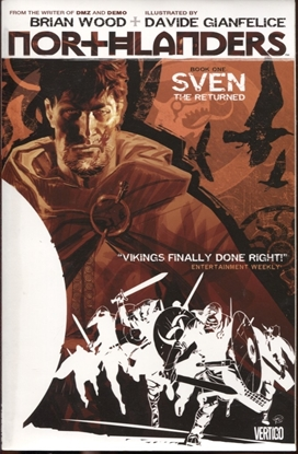 Picture of NORTHLANDERS BOOK ONE TPB SVEN THE RETURNED