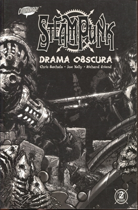 Picture of STEAMPUNK VOLUME 2 DRAM OBSCURA TPB