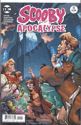 Picture of SCOOBY APOCALYPSE #12