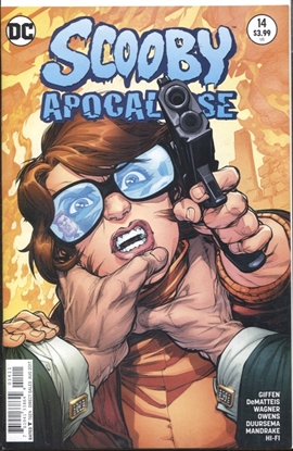 Picture of SCOOBY APOCALYPSE #14