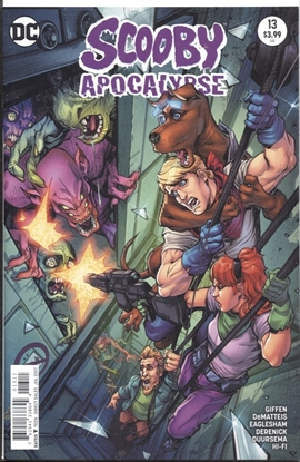 Picture of SCOOBY APOCALYPSE #13