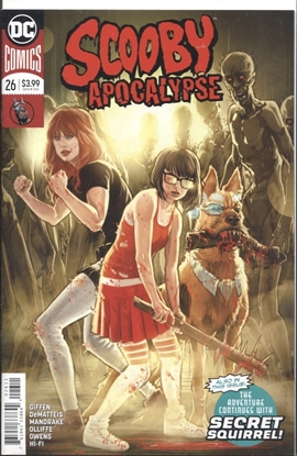 Picture of SCOOBY APOCALYPSE #26