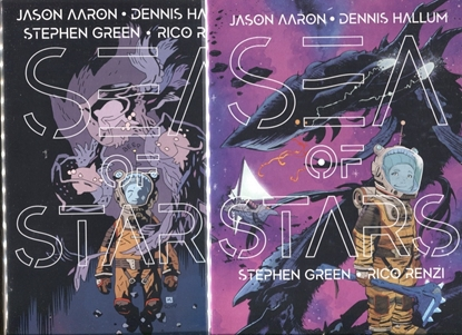 Picture of SEA OF STARS #1 / COVER A & B MIGNOLA VARIANT SET / JASON AARON NM