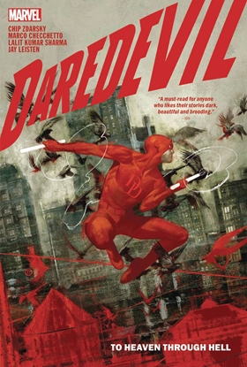 Picture of DAREDEVIL BY CHIP ZDARSKY HC VOL 1 TO HEAVEN THROUGH HELL