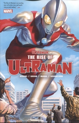 Picture of ULTRAMAN TP VOL 1 RISE OF ULTRAMAN