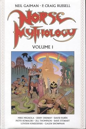 Picture of NORSE MYTHOLOGY HC VOL 1