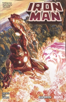 Picture of IRON MAN TP VOL 1 BIG IRON