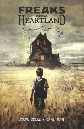 Picture of FREAKS OF THE HEARTLAND 2ND ED TP