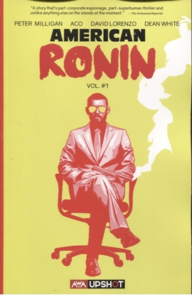 Picture of AMERICAN RONIN TP
