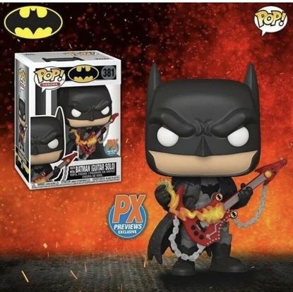 Picture of FUNKO POP DC DARK KNIGHTS- DEATH METAL BATMAN #381 PX EXCLUSIVE NEW