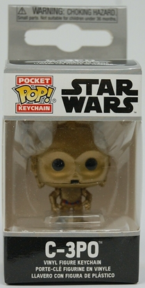 Picture of FUNKO POCKET POP KEYCHAIN STAR WARS C-3PO NEW