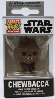 Picture of FUNKO POCKET POP KEYCHAIN STAR WARS CHEWBACCA NEW