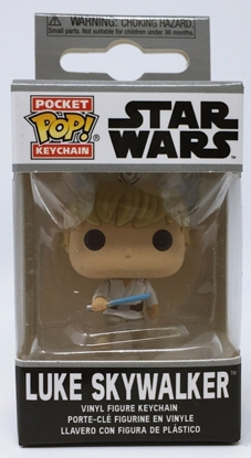 Picture of FUNKO POCKET POP KEYCHAIN STAR WARS LUKE SKYWALKER NEW