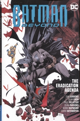 Picture of BATMAN BEYOND VOL 8 THE ERADICATION AGENDA TP