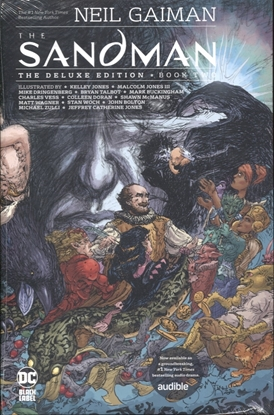 Picture of SANDMAN THE DELUXE EDITION BOOK 2 HC (MR)