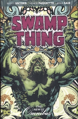 Picture of SWAMP THING THE NEW 52 OMNIBUS HC