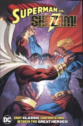 Picture of SUPERMAN VS SHAZAM TP