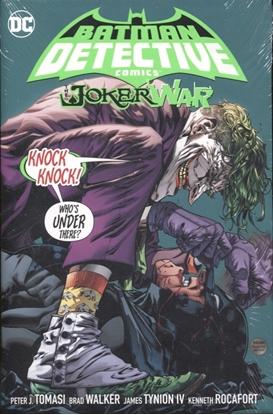 Picture of BATMAN DETECTIVE COMICS VOL 5 THE JOKER WAR HC