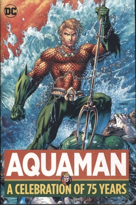 Picture of AQUAMAN A CELEBRATION OF 75 YEARS HC