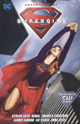 Picture of ADVENTURES OF SUPERGIRL TP