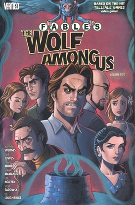 Picture of FABLES THE WOLF AMONG US TP VOL 2 (MR)