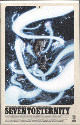 Picture of SEVEN TO ETERNITY #9 CVR A OPENA & HOLLINGSWORTH
