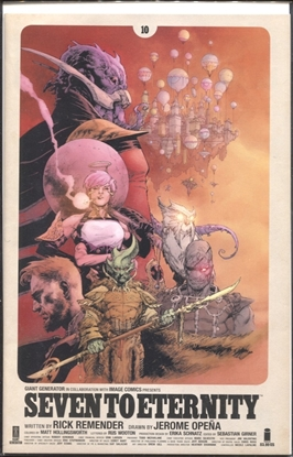 Picture of SEVEN TO ETERNITY #10 CVR A OPENA & HOLLINGSWORTH
