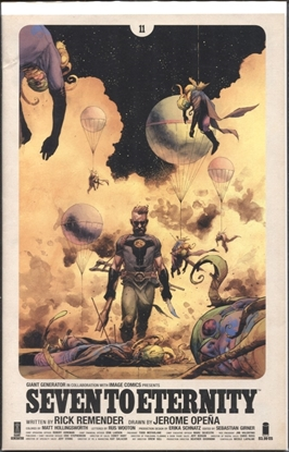 Picture of SEVEN TO ETERNITY #11 CVR A OPENA & HOLLINGSWORTH