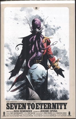 Picture of SEVEN TO ETERNITY #12 CVR A OPENA & HOLLINGSWORTH