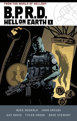 Picture of BPRD HELL ON EARTH TP VOL 1