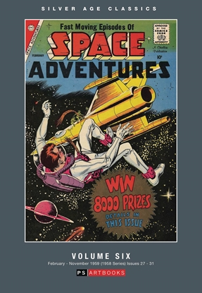 Picture of SILVER AGE CLASSICS SPACE ADVENTURES HC VOL 6