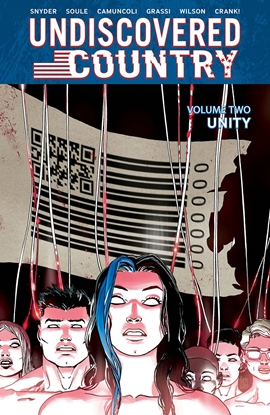 Picture of UNDISCOVERED COUNTRY TP VOL 2 (MR)