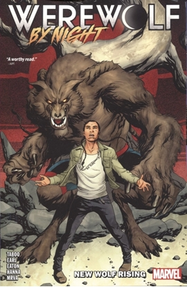 Picture of WEREWOLF BY NIGHT TP NEW WOLF RISING