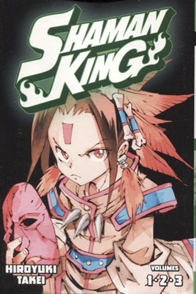 Picture of SHAMAN KING OMNIBUS TP VOL 1