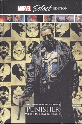 Picture of PUNISHER WELCOME BACK FRANK MARVEL SELECT HC