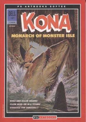 Picture of PS ARTBOOKS KONA MONARCH MONSTER ISLE SOFTEE VOL 1