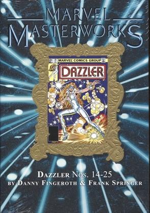 Picture of MARVEL MASTERWORKS DAZZLER HC VOL 2 DM VAR