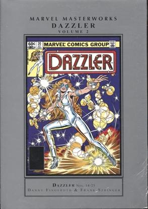Picture of MARVEL MASTERWORKS DAZZLER HC VOL 2