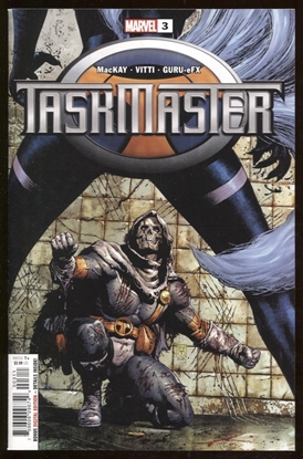 Picture of TASKMASTER #3 (OF 5)