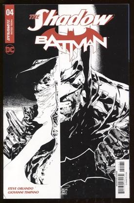 Picture of SHADOW BATMAN #4 (OF 6) CVR F 10 COPY TAN INCV (NET)