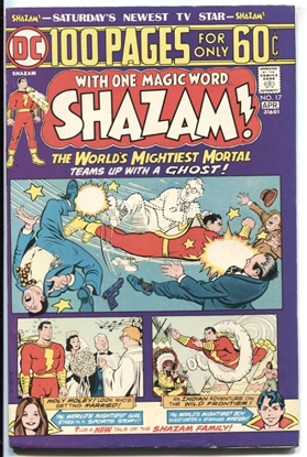 Picture of SHAZAM (1973) #17 6.5 FN+ OW
