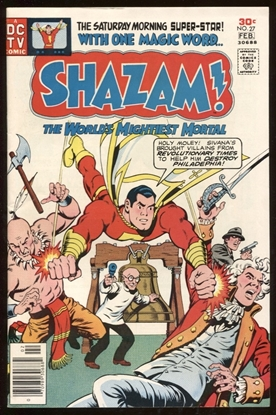 Picture of SHAZAM (1973) #27 9.0 VF/NM
