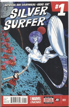 Picture of SILVER SURFER (2014) #1