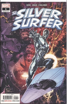 Picture of SILVER SURFER ANNUAL #1
