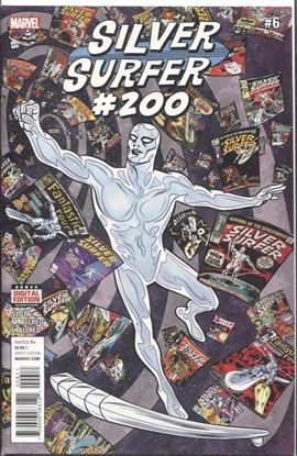 Picture of SILVER SURFER (2016) #6