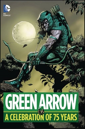 Picture of GREEN ARROW A CELEBRATION OF 75 YEARS HC